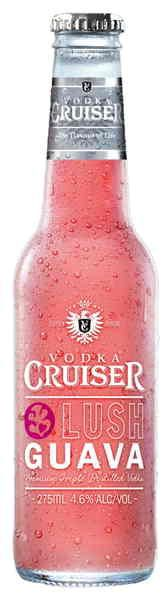 Vodka Cruiser - an indirect competitor of Tui.Offers drinks that appeal to the female market