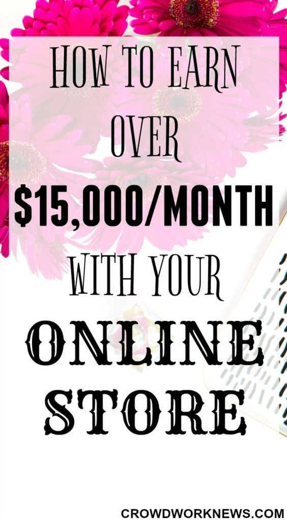 Here is another super flexible side hustle for you. Click through to find out how you can start a profitable online store to make money online.
