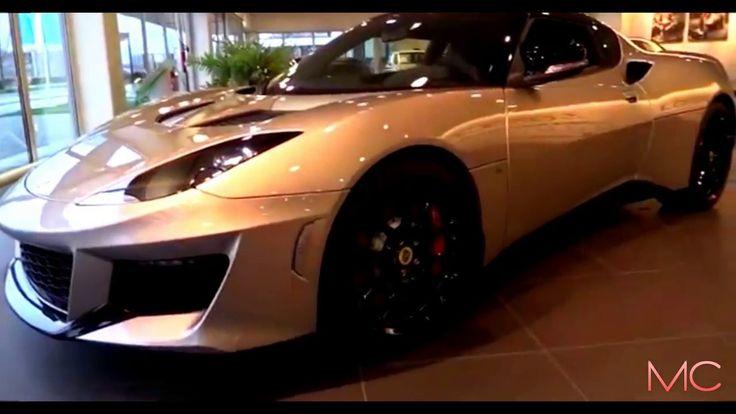 2016 Lotus Evora 400 Review