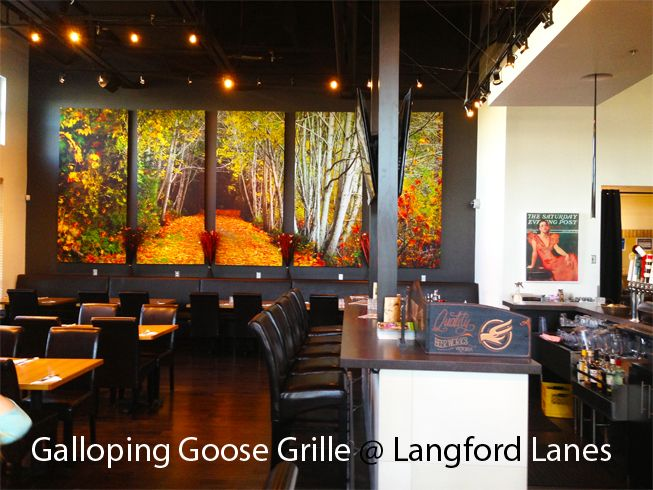 Galloping Goose Grille is run by 3 talented Chefs