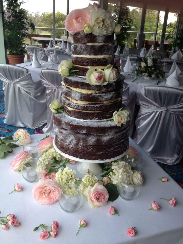 Sarah & Andrew's Wedding Cake