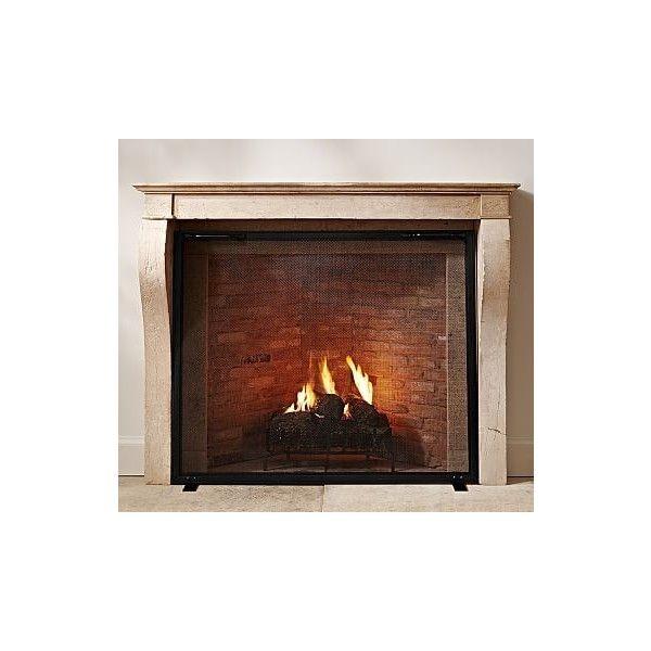 Die besten 25+ Industrial fireplace screens Ideen auf Pinterest ...