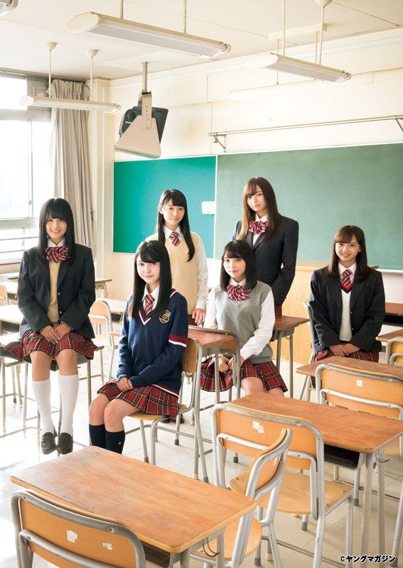 乃木坂46 三期生 « ヤングマガジン公式サイト|無料試し読みと作品情報満載!