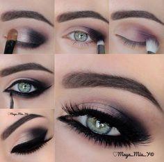 Arabic Makeup Tutorial by @Maya_Mia_y