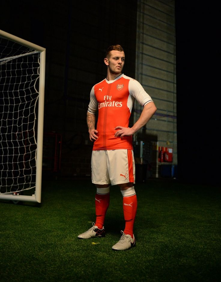Behind the scenes at home kit photoshoot | News Archive | News | Arsenal.com