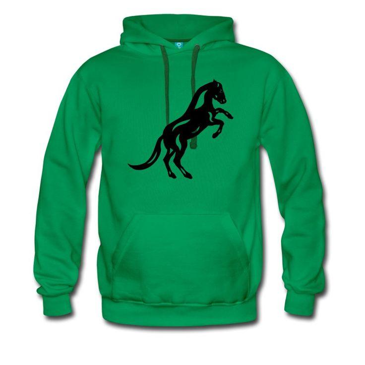 Herren Kapuzenpullover | Abstraktes Pferd Emma II von Manuel Süess | Mehr: https://shop.spreadshirt.de/PferdeDesigns/herren+kapuzenpullover+abstraktes+pferd+emma+ii-A109602737