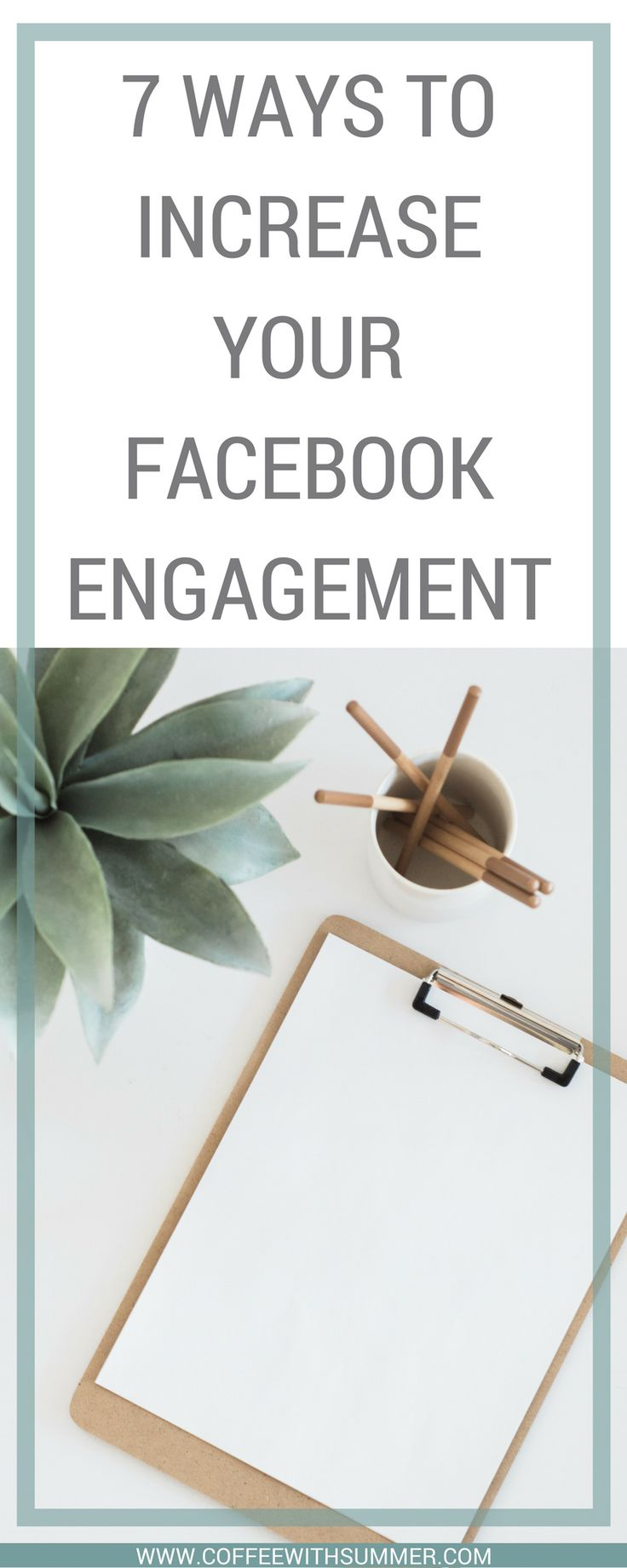 Bummed about your Facebook reach? Here are 7 tips to increasing your Facebook engagement (no matter the algorithm change!)