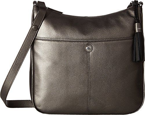 Cole Haan Womens Tilly Large Crossbody Bag Gunmetal Crossbody Bag -- More  info could be found at the image url.Note It is affiliate link to Amazon. dd00cf48c88c1