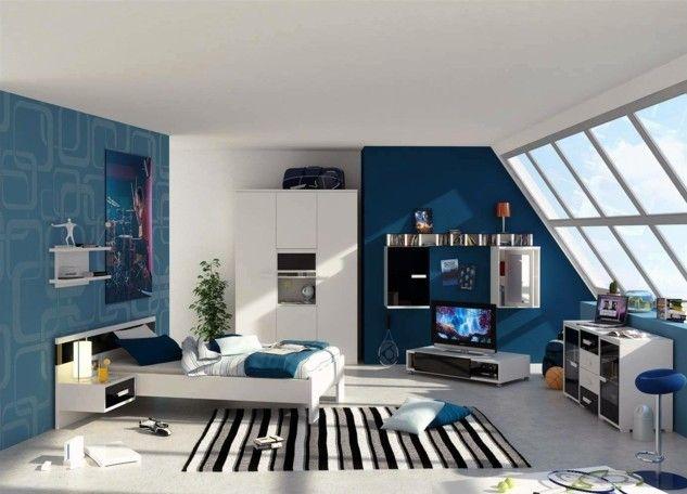 56 best jugendzimmer images on Pinterest Bedroom, Home decor and - jugendzimmer tapeten home design ideas