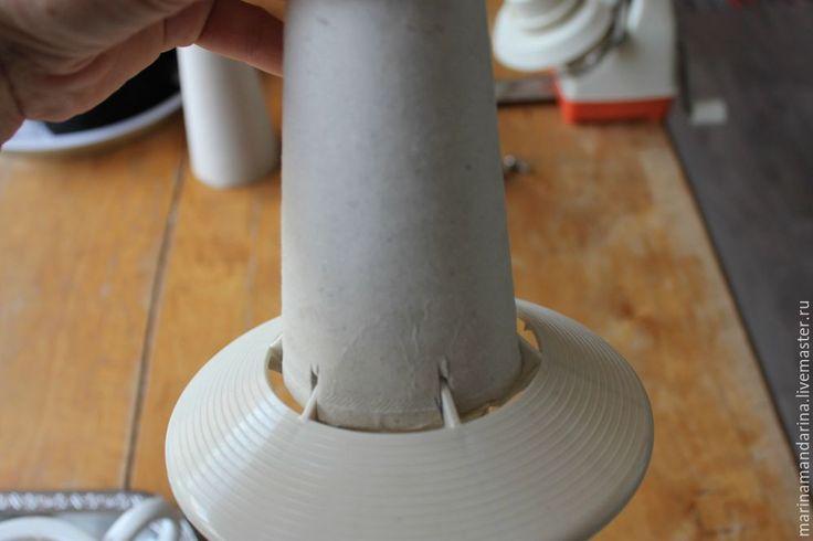 Как размотать пряжу на бумажные конусы моталкой без нитеукладчика - Ярмарка Мастеров - ручная работа, handmade
