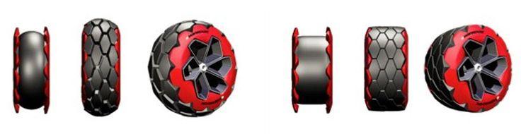 Students design the tire of the future for Hankook contest - SlashGear