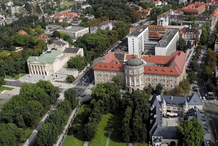 Poznan Poland, centrum [fot.Kazimierz Fryś]