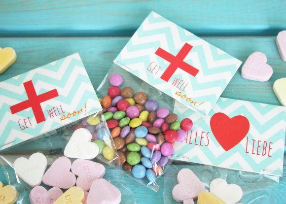 titatoni ♥ DIY : sweet medicine {free printable}