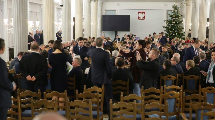Jarubas i Borowska zaprzeczają, że liczyli głosy