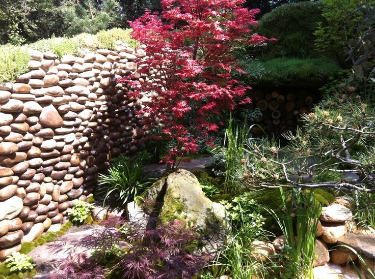 Fabulous acers at the Satoyama Life garden