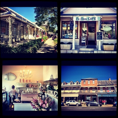 Charming little towns, Morpeth, NSW