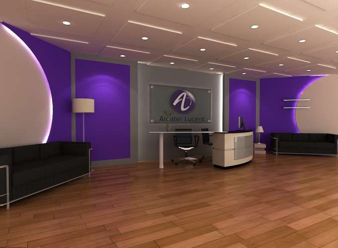 17 Best Ideas About Purple Office On Pinterest Office