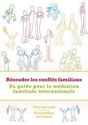 Résoudre les conflits familiaux : un guide pour la médiation familiale internationale. SSI Version en ligne http://www.iss-ssi.org/images/MFI/fr/BrochureFRplanche.pdf