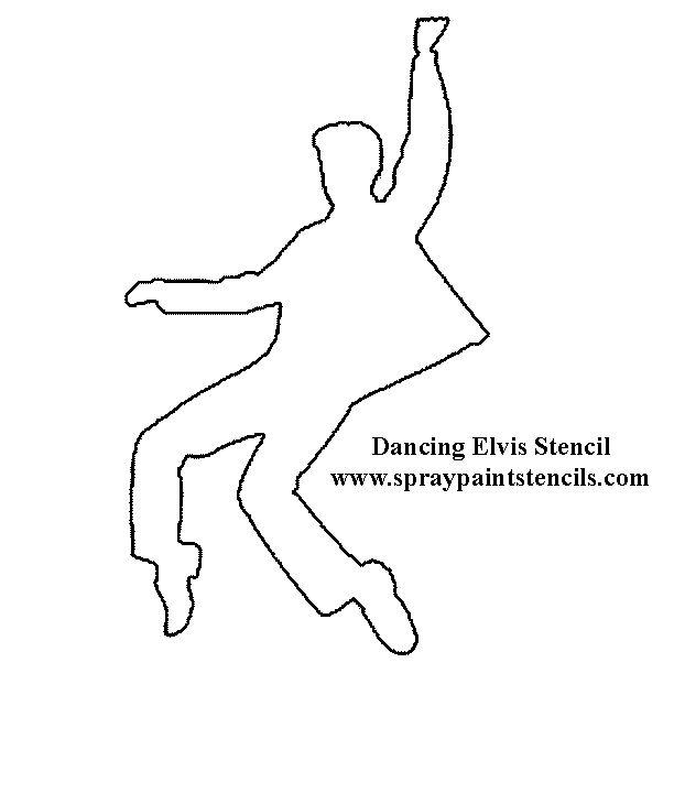 Dancing Elvis - Use eigther of basic pattern: https://encrypted-tbn2.gstatic.com/images?q=tbn:ANd9GcR4htNvdRRmlni-WKaqWQA4sqbDEwVaICh4RF5BEMXdePnn725v