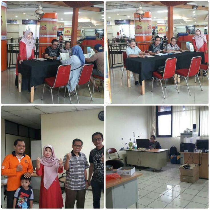 Untuk mengintensifkan pelayanan pajak daerah kepada masyarakat khususnya untuk pendaftaran, pelaporan, konsultasi dan pendataan pajak daerah maka Unit Pelayanan Pajak dan Retribusi Daerah (UPPRD) wilayah Jakarta Pusat akan melaksanakan pelayanan Gerai Pajak Daerah atau stand pajak