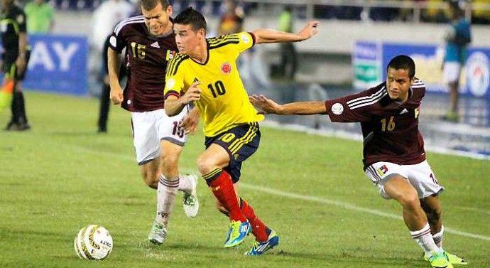 Colombia vs Venezuela en vivo hoy 01 de septiembre 2016  Fútbol en vivo - Ver partido Colombia vs Venezuela en vivo hoy por la Eliminatorias. Horarios y canales de tv que transmiten según tu país de procedencia.