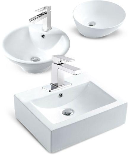 Lavabos ou vasques