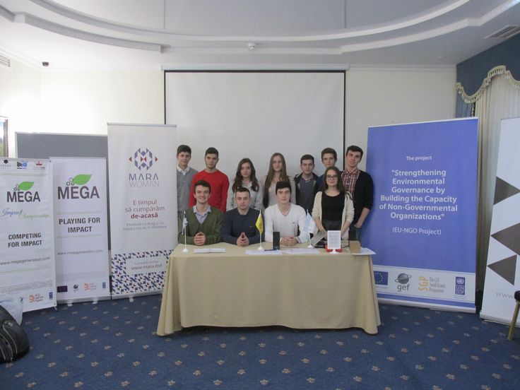 Closing of the MEGA Impact 2015 Championship in Chisinau, Moldova.
