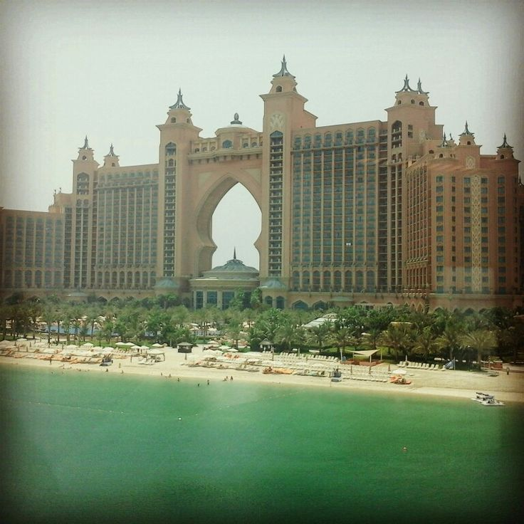 Beautiful place - great vacations! Atlantis The Palm - Dubai