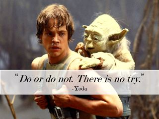 Yes even #entrepreneurs can learn from Star Wars! Daily Business Quotes | Motivation Quotes