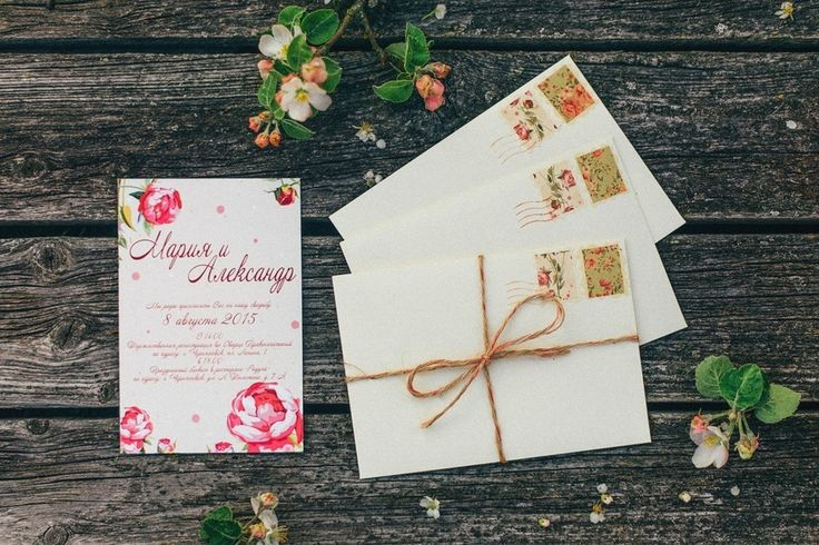 Wedding 2015, Свадебное оформление и флористика, Приглашения на свадьбу, свадебные таблички и открытки