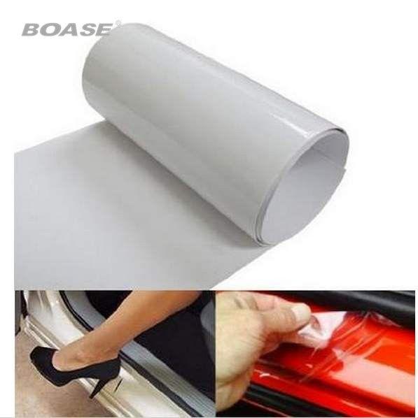 Rhino Skin Car Bumper Hood Paint Protection Film Vinyl Clear Transparence film High Strength Anti Scratch Car-Styling
