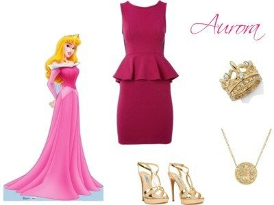 Disney Princess Inspired Outfits Series! Week 5: Aurora