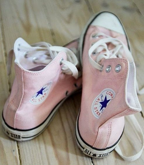 pink converse all stars