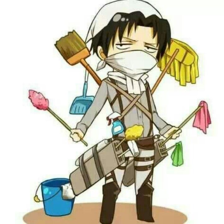 Levi, リヴァイ, Rivai, Or Rivaille
