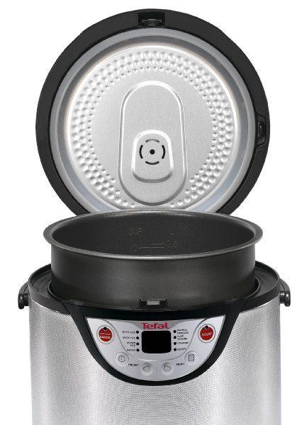 Tefal Rk302e15 8-in-1 Cooker - Slow Cooker, Steamer, Rice Cooker, Porridge Maker (2012 Model):Amazon.co.uk:Kitchen & Home