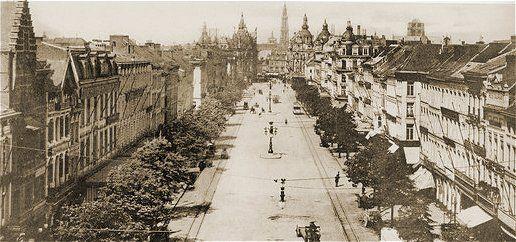 keyserlei rond 1906