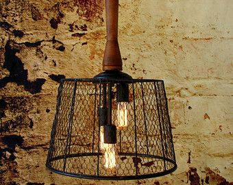 rustic interior lighting. Lighting Pendant Rustic Hanging Light Upcycled Fixture Interior O