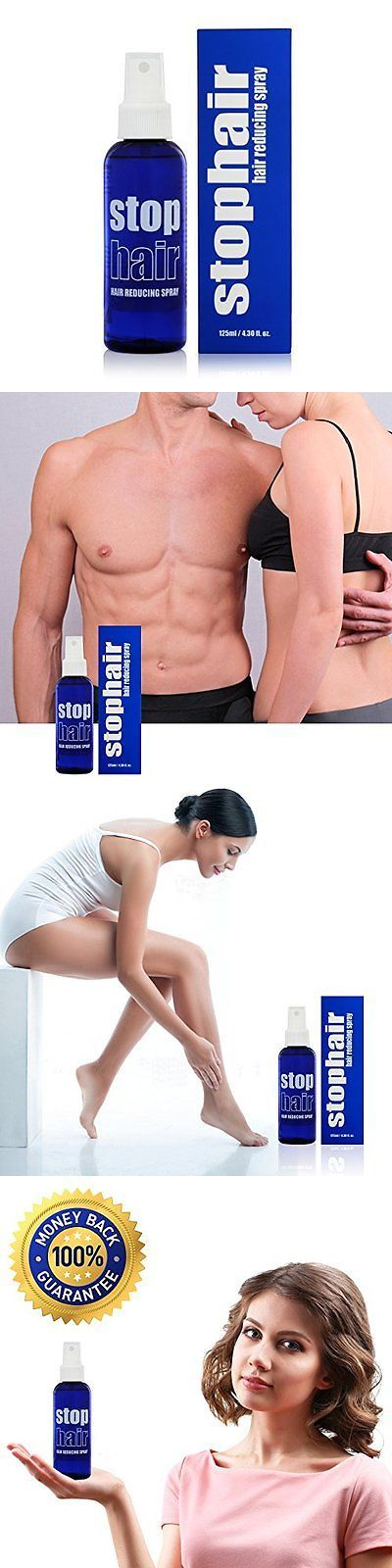 Hair Removal Creams and Sprays: 100% Natural Hair Growth Inhibitor Permanent Hair Removal Remover Hair New BUY IT NOW ONLY: $84.94