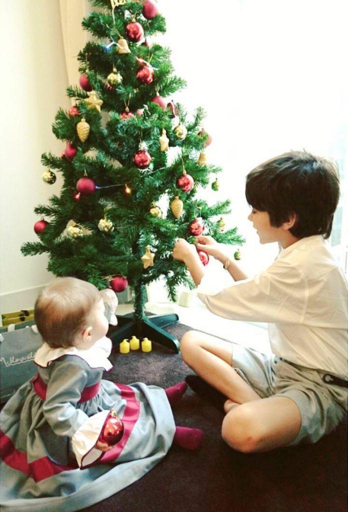 Lopo e Benedita Natal