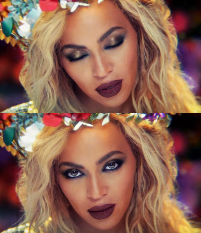 beyonce-makeup-Hymn-for-the-Weekend-01.jpg (690×800)