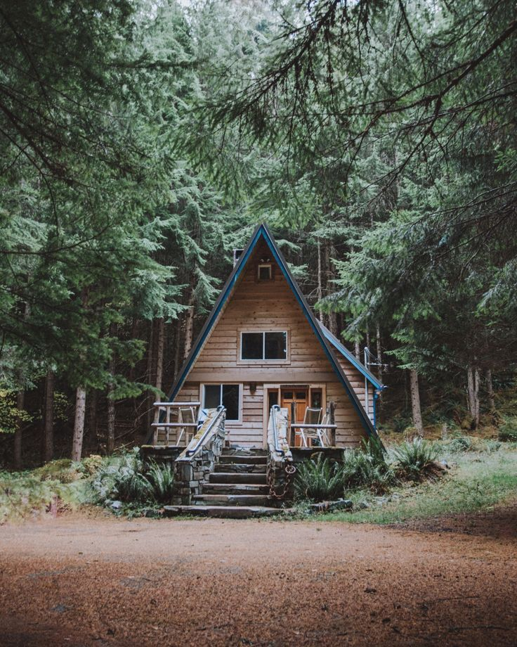 Small Lake Homes: Best 25+ A Frame Cabin Ideas On Pinterest