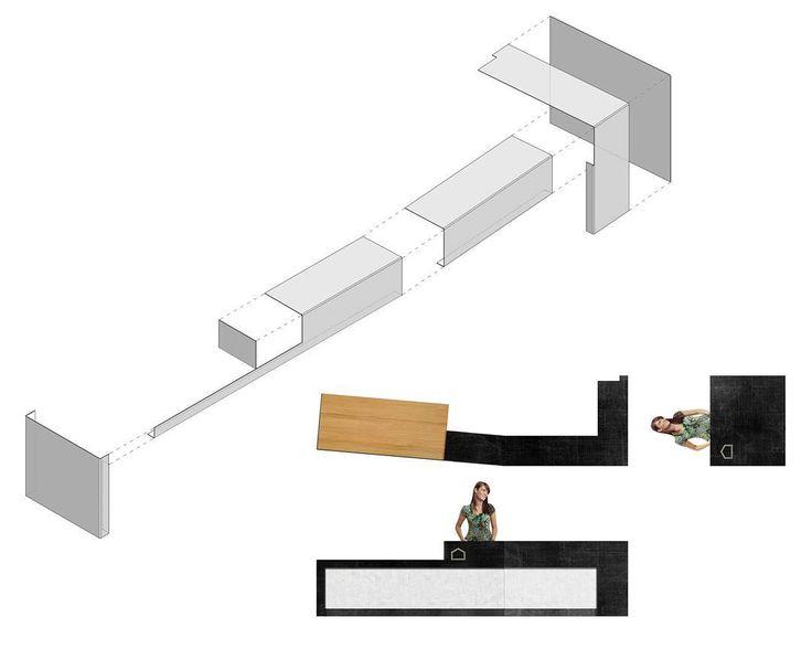 Preparado para producción. Mostrador para tienda de materiales de construcción. #diseñodemuebles  #diseñomobiliario #diseñointerior #interiordesign #furnituredesign #design #diseño #acero #steel #wood #madera #Sevilla #estudio #instagood #picoftheday #counter
