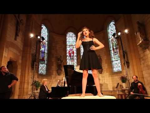 """JACQUES OFFENBACH - Les contes d'Hoffmann - """"Les oiseaux dans la charmille"""" - Patricia Janeckova - YouTube"""