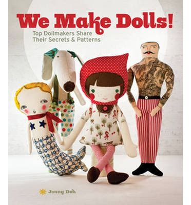 Making super-cute stitched dolls is a beloved tradition. This book features some of the freshest new designs from 10 of the world's leading dollmakers. It offers 23 projects with full-size templates and trendy plush creatures as well as sweet-faced human and animal forms. It also includes profiles of the artists.