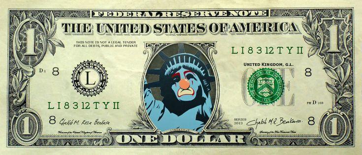 LIBERTY EXPRESS. The dollar collection – CHAKIB BENKARA Official Site