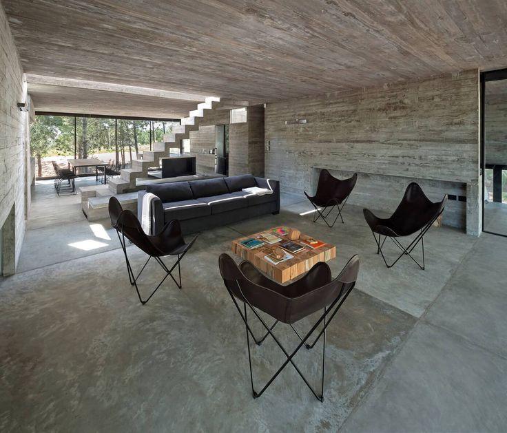 Casa L4 by Luciano Kruk Arquitectos