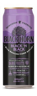 Blackthorn Cider undergoes brand refresh and unveils Black 'n Black