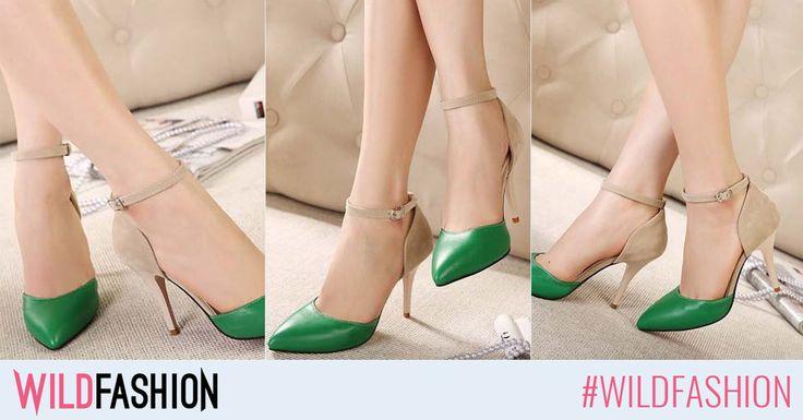 Lăsăm cizmele în garderobă... și începem să căutăm pantofii cu toc perfecți? Ce părere ai de acest model? Like & Share!