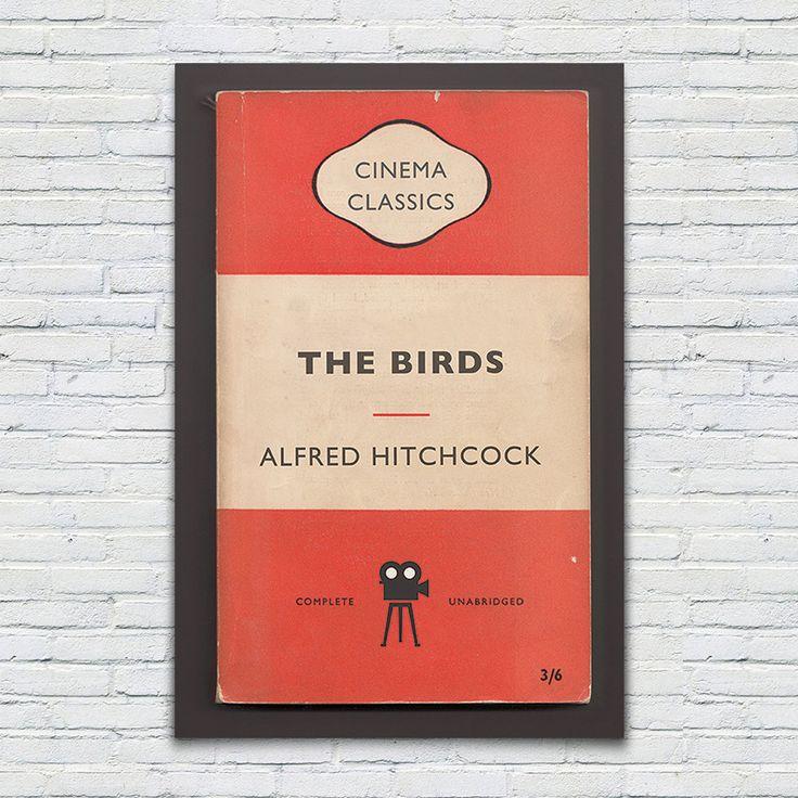 Penguin Books Classics Movie Poster The by EncoreDesignStudios