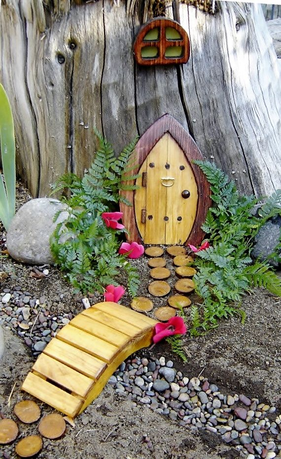 58 best images about cha d r d on pinterest magic for Rainbow fairy door